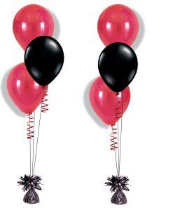 3 Balloon bouquet at London Helium Balloons
