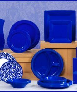 Navy Blue Tableware