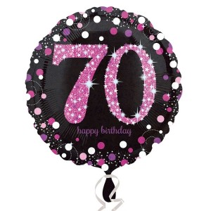 Age 70 Foil Balloons
