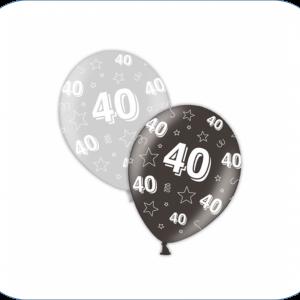 Aged Latex Balloons