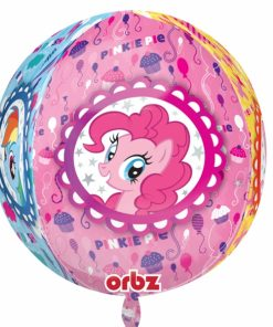 my little pony orbz
