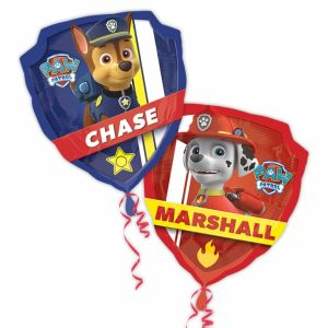 paw patrol supershape