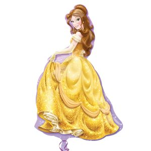 princess Belle supershape