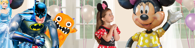 airwalker balloons