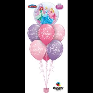 Disney Princess Bouquet at London Helium Balloons