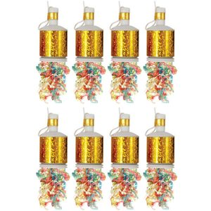 20 Pack Gold Party Poppers