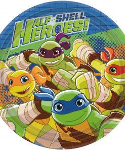 Teenage Mutant Half Shell Party