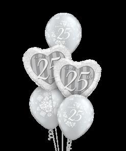 25th Anniversary Classic at London Helium Balloons