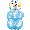 Blue Baby Mickey at London Helium Balloons