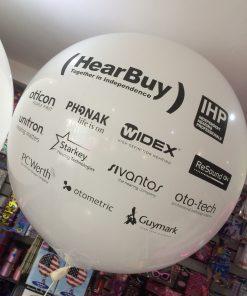 3ft Latex Printed Balloons
