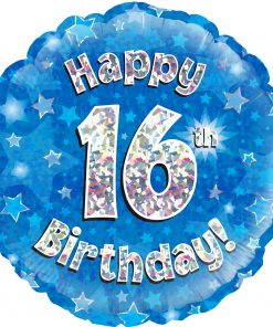 16th Birthday Balloons
